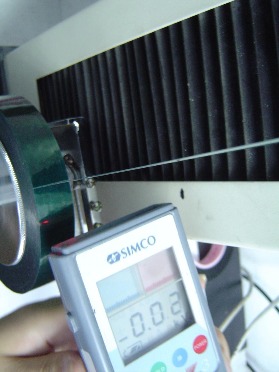 2,工位防静电连接;   3,接地电阻小于4ohms;   4,温湿度控制:20-30