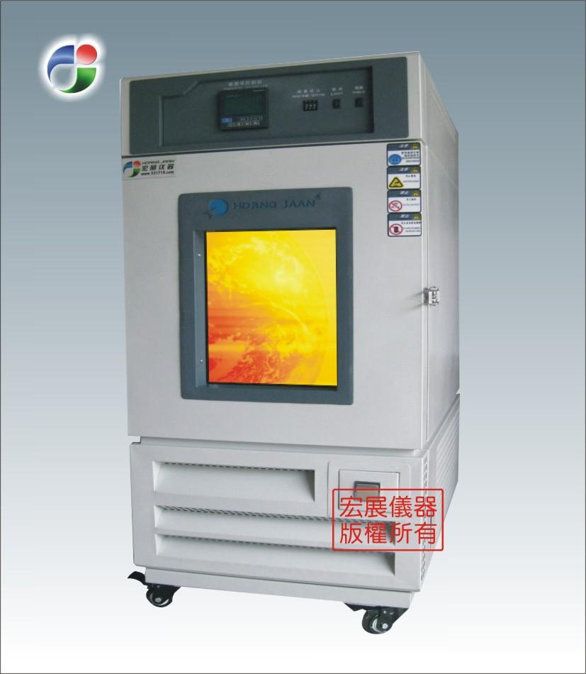 小型高低温恒定湿热试验机