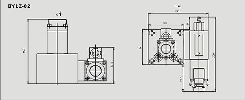 比例电液压力流量控制阀(电液比例阀)