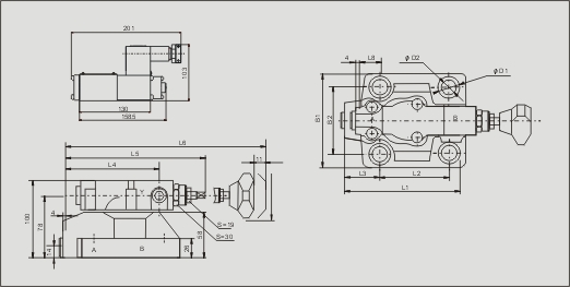 面议 防水螺纹插装电磁阀… 面议 y/yw型先导式溢… 面议 比例溢流阀图片
