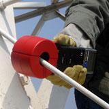 ETCR2100A(圆口实用型)钳形接地电阻测试仪