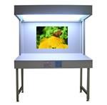 标准光源观察台|标准对色灯箱|标准看样台灯箱|标准光源箱