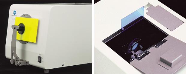 日本柯尼卡美能达分光测色计,色差仪,测色仪,便携式色差仪