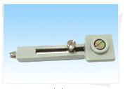 电能表校验台 单相接表架用金属卡表块