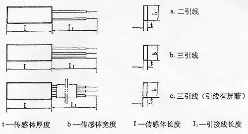 电机埋入置式热电阻
