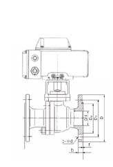 电动调节球阀,调节型电动球阀,防爆电动球阀