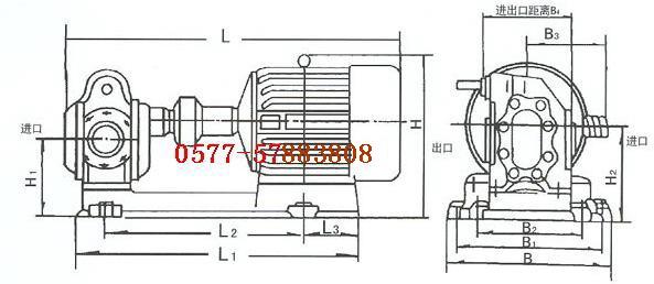 l型油泵控制电路
