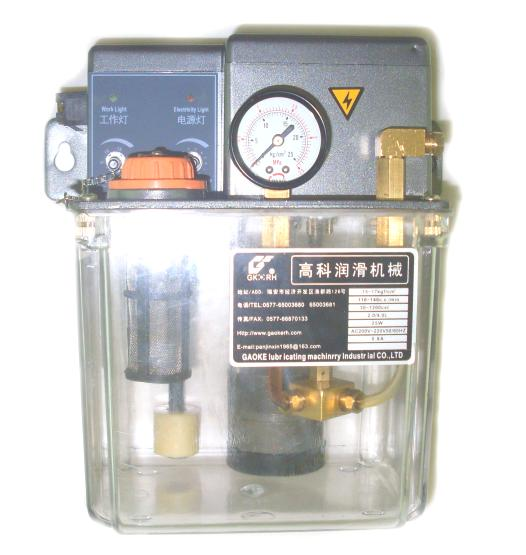 GK-C1501电动润滑泵