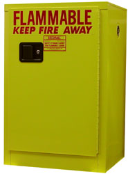 A105 - Flammable Cabinet