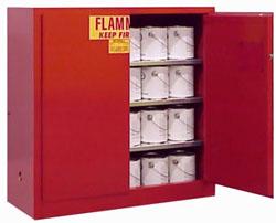 P140 - Paint & Ink Cabinet