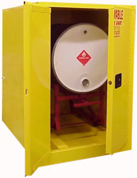 H160 - Flammable Drum Cabinet