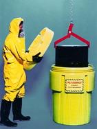 105加仑泄漏应急桶