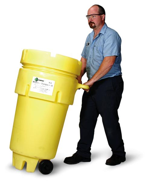带轮泄漏应急桶