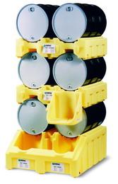 油桶架叠层托架