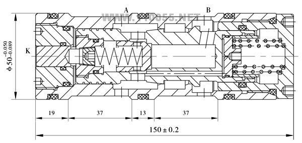 QY8C-091-5    平衡阀