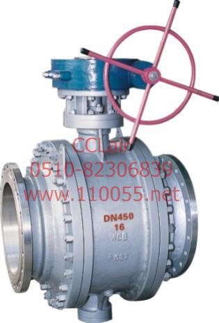 Q347F-40P   Q347F-40R  固定式管线球阀