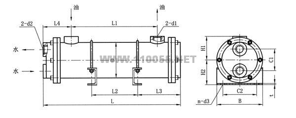 GLC4-15   GLC4-17   GLC4-19  GLC4-21   列管式冷却器
