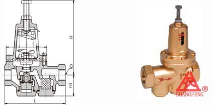 可调式减压阀结构特点和用处