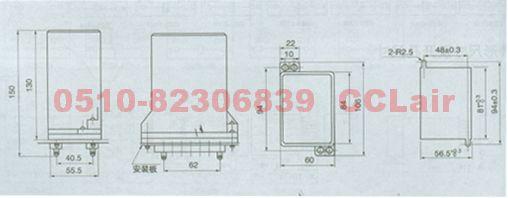 dzj-11 dzj-12 交流中间继电器