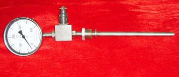 带热电偶/阻双金属温度计WSSP-481