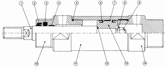 无分类 mob80x100 油缸  mob80x100 油缸 产品特点:使用一般液压图片
