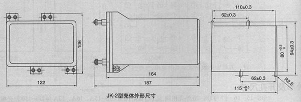 bs-30系列时间继电器 价格 接线图 厂家 控制