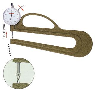 日本 厚度/日本孔雀PEACOCK量表|针盘式厚度计|H/2...