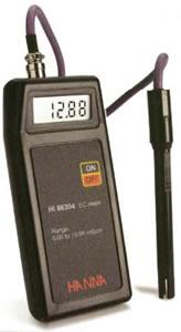 HANNA (哈纳)HI86302型便携式总固体溶解度测定仪