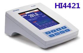 HI4421型大屏幕彩屏实验室高精度BOD溶解氧测定仪