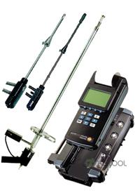 TESTO德图flue gas analyser便携式烟气分析仪 型号:350pro