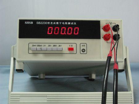 直流数字电阻测量仪双臂电桥 ha