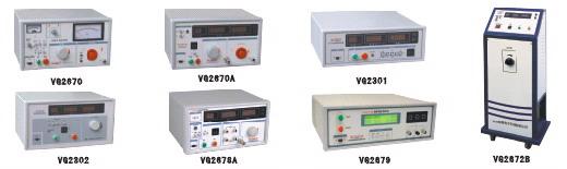 电器安全试验仪   VG2670B       VG2670        VG2672