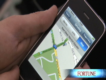 Rideshare software on your iPhone