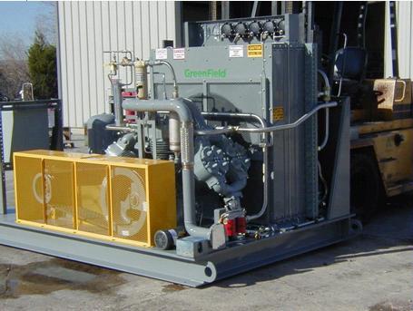 丽升实业成功引进超高压空压机(图)