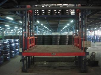 厂家直销货梯 液压升降货梯 升降机 导轨式货梯