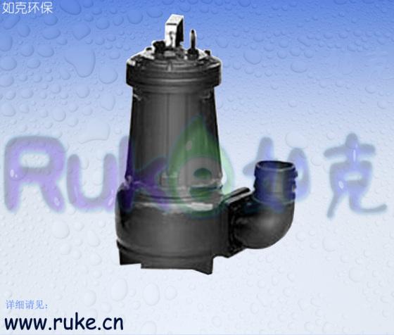 功率大于15kw的潜水排污泵结构上设有绕组防凝露装置(专利