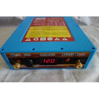 霸威锂电池厂家地址:广东广州越秀区 产品细节: 纯铜接线柱:正负极