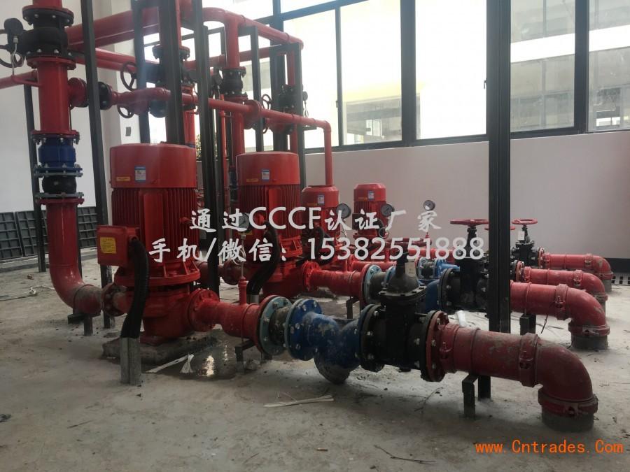消防泵通过ccc认证,本田消防泵消防泵房检查记录表,凯泉消防泵选型
