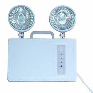 二线制和三线制型应急灯具可统一在专用电源上.