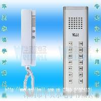 2D38L楼宇对讲门铃,可视门铃,智能小区系统