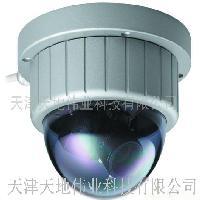 彩色防暴半球型摄像机