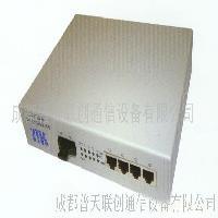 光纤收发器、多业务接口光纤接入设备