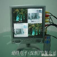 LCD四画面液晶监视器