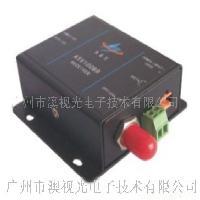 ASV100B 一路单向数据光端机