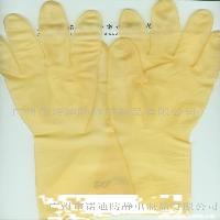 """9""""麻面乳胶手套,防静电手套,防滑手套"""