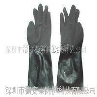 耐酸碱防油防滑手套