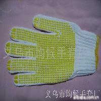 棉纱点塑手套