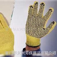 点塑防割手套