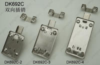 C-1170角扣外装用方型插销双向插销手动插销 DK692C C-1170-0 C-1170-1 C-1170-2