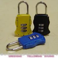 密码锁,挂锁,箱包锁
